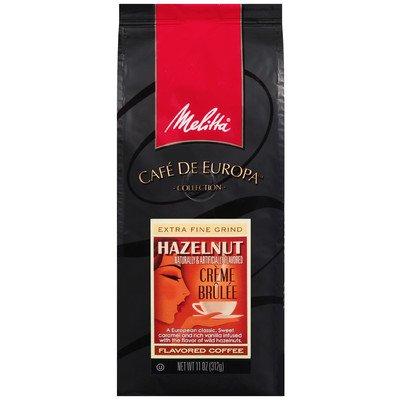 Melitta 60239 11 Oz Hazelnut Crème Brûlée Flavored Coffee (Melitta Coffee Roaster compare prices)