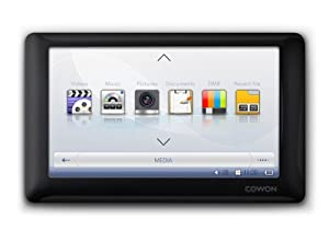 Cowon O2 32 GB Video MP3 Player (Black)