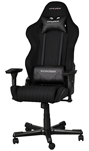 DX Racer Racing Series Gaming Chair - Black - OH/RF05/N