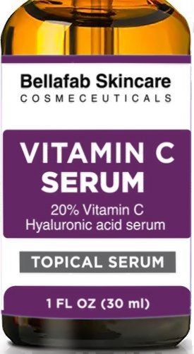 BEST VITAMIN C Brightening and Anti Aging Serum. Fade Dark Spots, Acne Scars, Reduce the Look of Fine Lines and Wrinkles. Organic and Cruelty Free. 1 oz. (Dark Spot Remover Men compare prices)