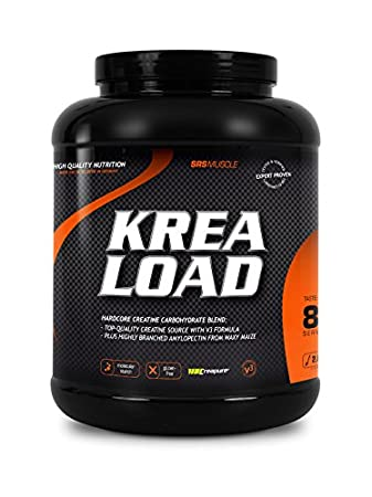 SRS Muscle - KREA LOAD - Orange
