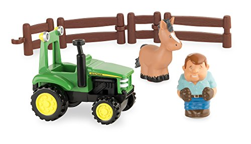 Ertl John Deere 1st Farming Fun Tractor Fun Playset Vehicle - 1