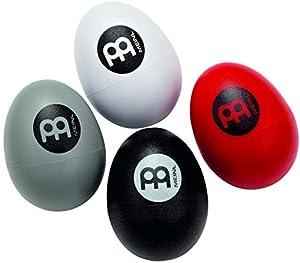 Meinl ESSET Egg-Shaker Assortment Four Sounds (4 Pieces)
