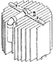 Sta-Rite Vertical D.E. Filters - Replacement Filter Element Assembly Models DES25-01, DES36-01, DES5