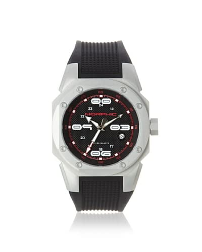 Morphic Men's MPH1001 M10 Series Black Stainless Steel Watch