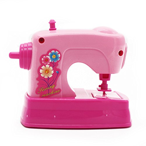 MICHLEY-Housekeeping-Playset-Plastic-Sewing-Machine-for-Kids-Pretend-Play-Toys-ABS-Material