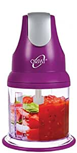 Orpat Express 250-Watt Chopper (Purple)