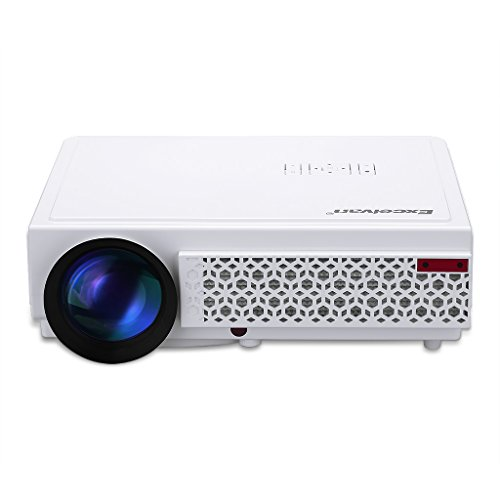 hp glass lens 1080p projector