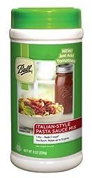Ball Italian-Style Pasta Sauce Tomato Mix