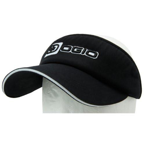 (オジオ)OGIO メンズ サンバイザー 764903 BK ブラック F