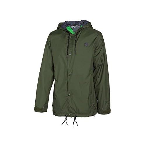 (ボルコム/VOLCOM) G0651408 Quitter ジャケット (FRS(Forest)) スノーボードウェア/メンズ (XSサイズ)