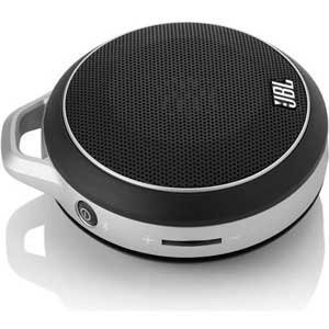 JBL ポータブルBluetoothスピーカー JBL MICRO WIRELESS (BLACK) JBLMICROWIRELESS