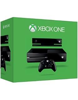 Die neue Microsoft XBox One B00EPFW63K