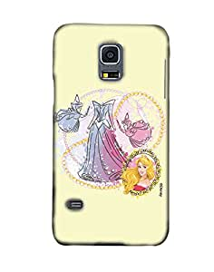 Pick Pattern Back Cover for Samsung Galaxy S5 Mini G800h