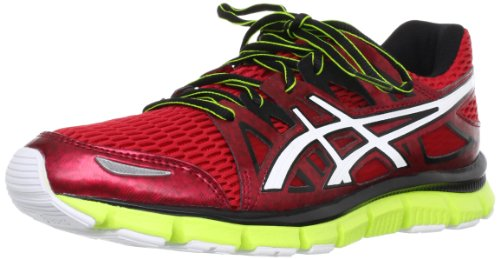 [Asics] asics GEL-QUICK33 2 TJA109 2501 (Red : White : 25.0)...
