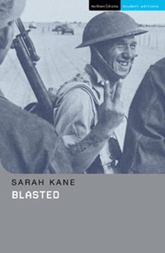 Blasted (Methuen Drama Student Editions)
