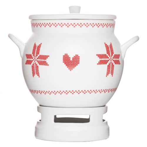 Sagaform 5016207 Christmas Pot with Warmer