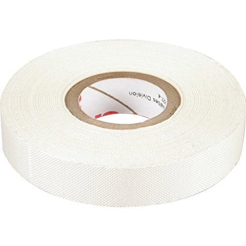 3M Scotch 27 7 Mil Glass Cloth Electrical Tape White - 1/2