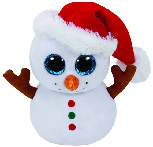 Ty Beanie Boo's - Scoop the snowmam