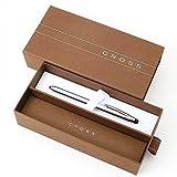 CROSS【クロス】 複合筆記具(黒・赤ボールペン+0.5mmペンシル) TECH3(テックスリー) #AT0090-1 クローム