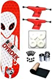 Alien Workshop Rob Dyrdek Soldier Red Complete Skateboard