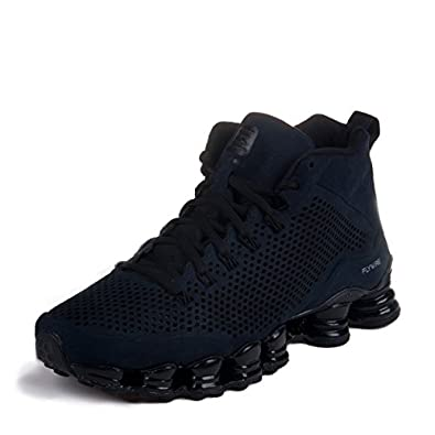 Mens Nike Shox Tlx Mid Sp Running Shoes