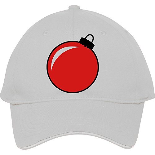 Summer Ornaments And Decoration For Christmas Tree Adjustable Snapback Cap Hat For Men Baseball Cap