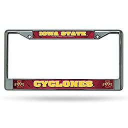 NCAA Iowa State Cyclones Chrome Plate Frame