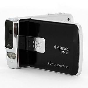 Polaroid ID1440-BLK Caméoscope Numérique Full HD 14 Mpix 1080p Noir