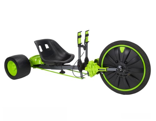 028914982434 - Huffy Bicycle Company Free-Wheel Machine with Steel Frame, 20-Inch, Green carousel main 0