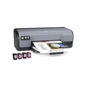 HP Deskjet D2545 Inkjet Printer - Color Inkjet - 26 ppm Mono - 20 ppm Color - 26 Second Photo - 4800 x 1200 dpi - USB - PC, Mac