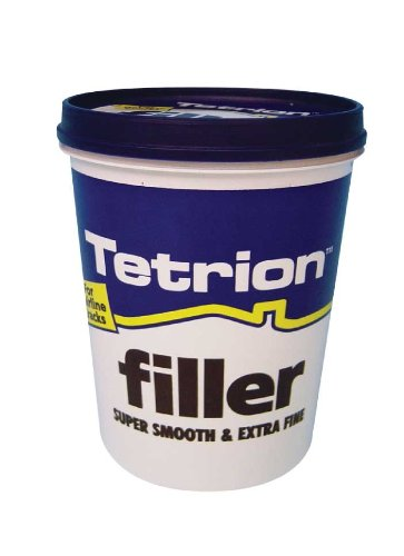 Tetrion Fine Surface Filler White Ready Mixed Super Smooth 600g DTF600