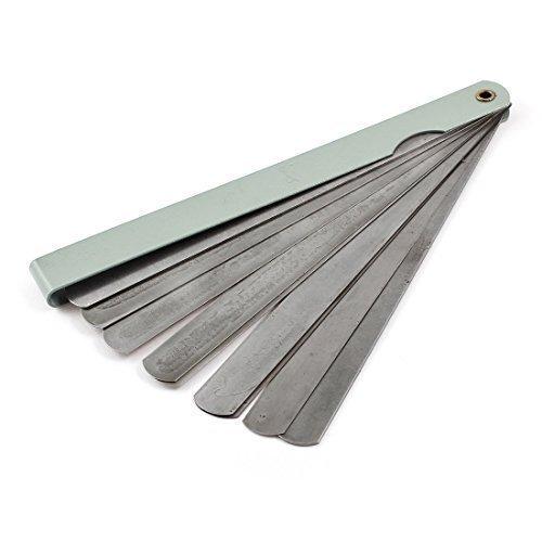 58-cm-longueur-002-10-mm-paisseur-17-lames-mtalliques-Jauge-dpaisseur