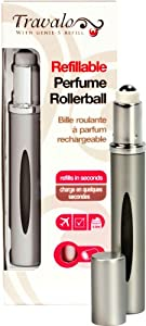 Travalo - TRAVALO TOUCH ELEGANCE ROLL-ON N silver