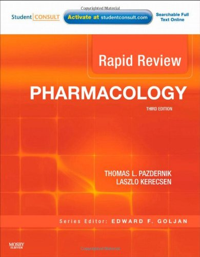 Rapid Review Pharmacology: With Student Consult Online Access, 3E