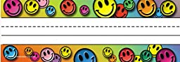 Eureka, Smiles Tented Name Plates, 6.5 Inches (843890) - DISCONTINUED by Manufacturer