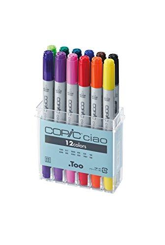 copic-cz22075312-ciao-basis-set-marker-12-er-set-bv08-v09-rv04-r29-yr07-y06-yg06-g17-bg09-b29-e29-10