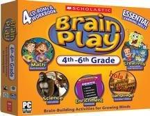 Scholastic Brain Play 4th -6th grade (Large Box)