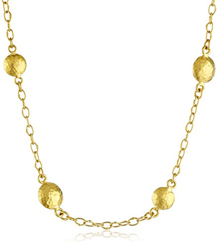 GURHAN-Lentil-Mini-Gold-Station-Necklace
