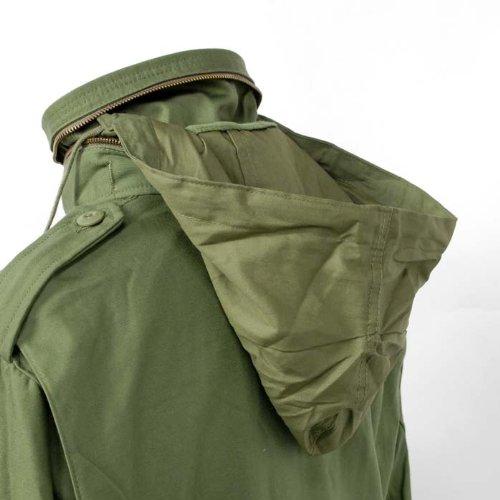 Amazon.co.jp: US.M65.OD.コットンフィールドジャケット(A5N)シグナルバッジ付: 服&ファッション小物通販