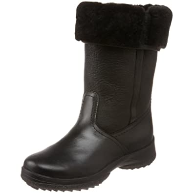 Amazon.com: Barbo Women's Sheena Winter Boot,Black,6 M US