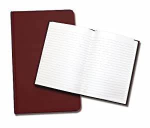 Adams Memo Book, Large, 5.88 x 9 Inches, Maroon, 192 Pages (ARB69M)