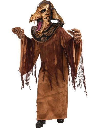 Adult-Costume Mummy Warrior Adult Costume Halloween Costume - Most Adults