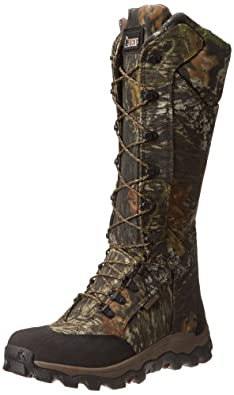 Rocky Mens Lynx Snake Boot Hunting Boot by Rocky