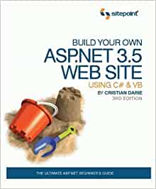 Build Your Own Asp Net 3 5 Website Using C Vb Amazon