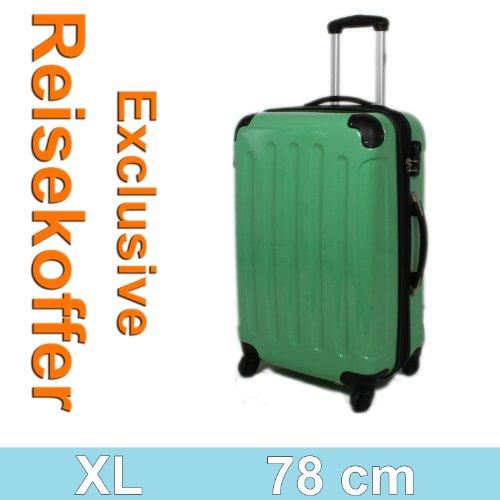 Reisekoffer Koffer Trolley XL 78cm/115L Hartschale