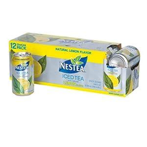 Nestea Iced Tea, 12 oz Can (Pack of 24)