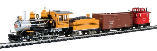 Bachmann Trains Durango and Silverton - Freight Ready-to-Run Large Scale Train Set