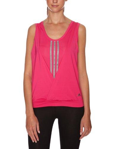 Adidas Clima Q4 Women's Tank Top Radiant Pink