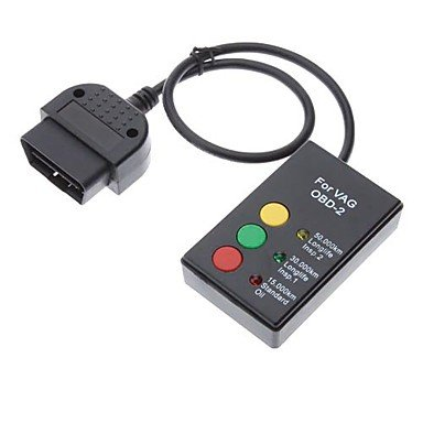Luo Vag Obd-2 Oil Service Reset Tool For Vw Audi Ford Skoda Vehicles